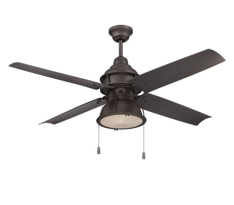 Craftmade Par52esp4 Port Arbor 52 Outdoor Ceiling Fan With Cfl