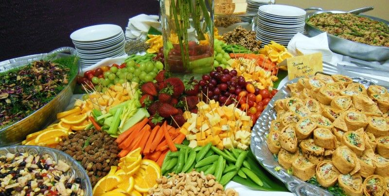 9 800x403 How To Plan A Potluck Wedding