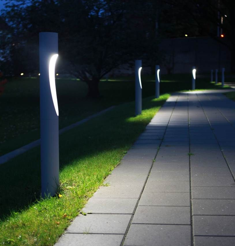 NEW!! Louis Poulsen: Flindt bollard | Landscape lighting ...