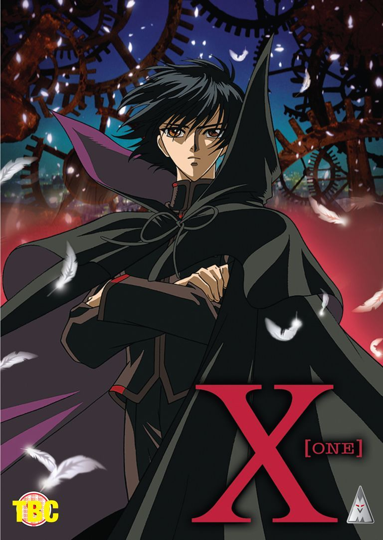 X clamp series (One) Anime collection (mine) Pinterest