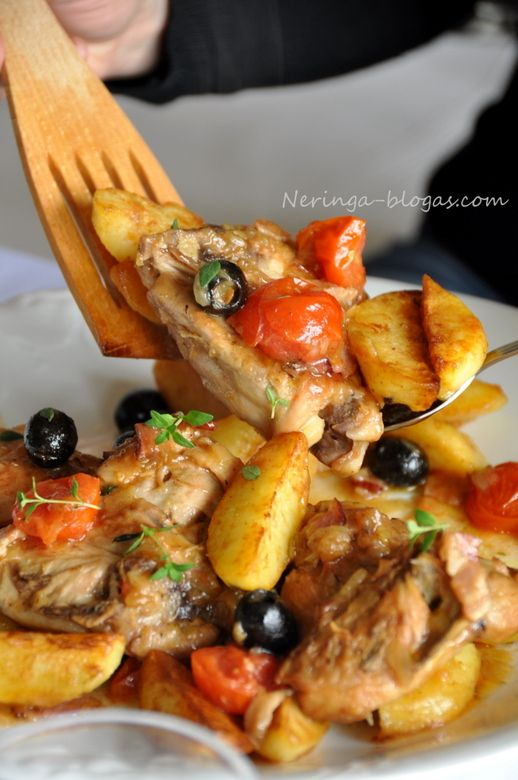 Chicken stew with olives if you click on the top area translation chicken stew with olives if you click on the top area translation english food recipescooking forumfinder Choice Image