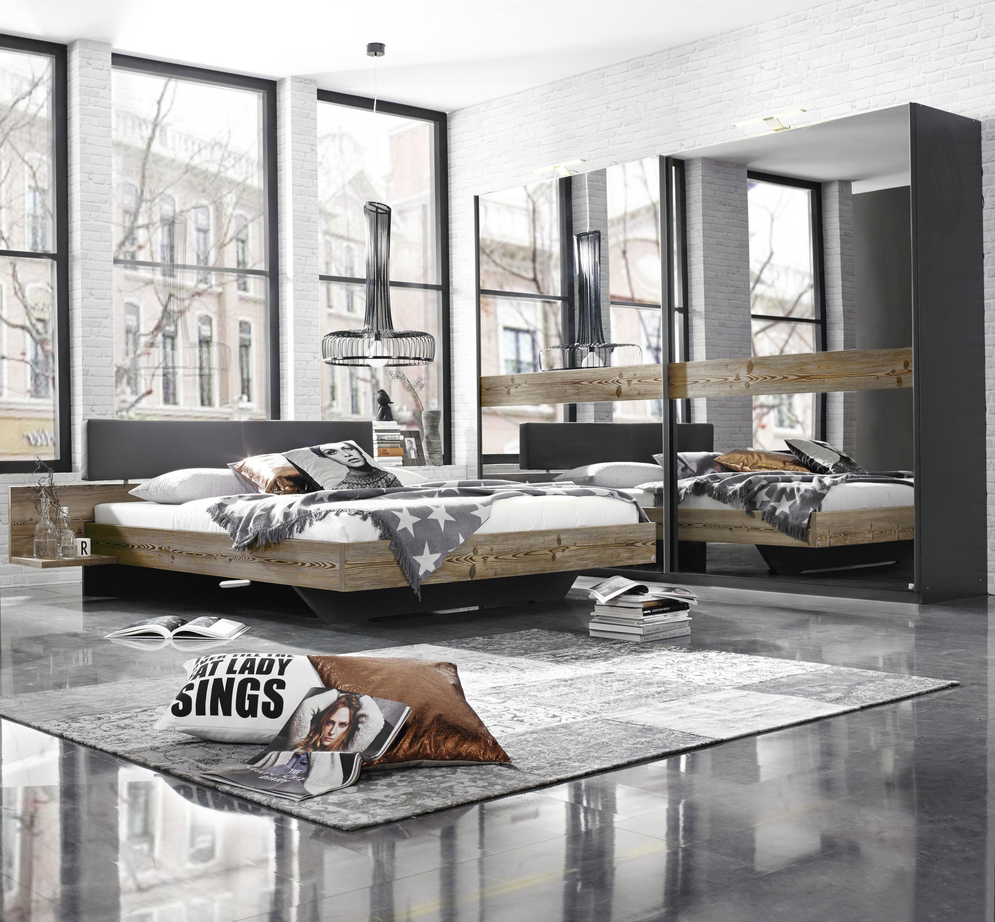 Komplett Schlafzimmer Modern. Qvc Bettwäsche Mont Chalet