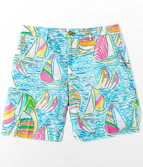 e2f072c764 Lilly Pulitzer Mens Fitz Short- Men's shorts are back on the line ...