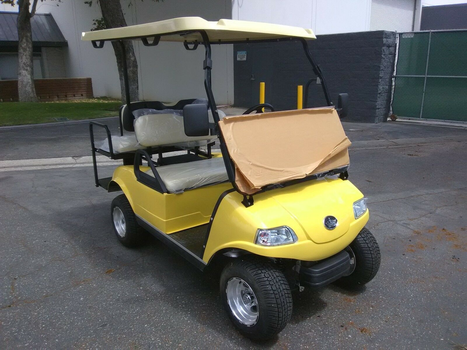 Evolution ev golf cart car in 2020 golf carts cape