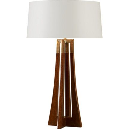 Baker furniture moderne table lamp ph170 thomas pheasant browse products