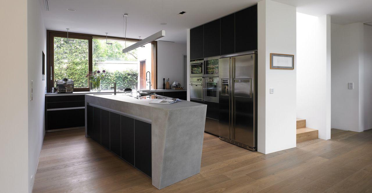 Designküche betonküche designküche werkhaus küchenideen k i t c h e n