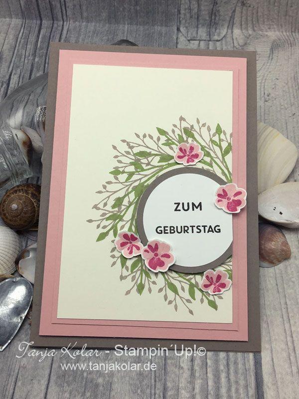 Geburtstagskarten brauchst Du immer – Kreativ mit Tanja – Workshops ...
