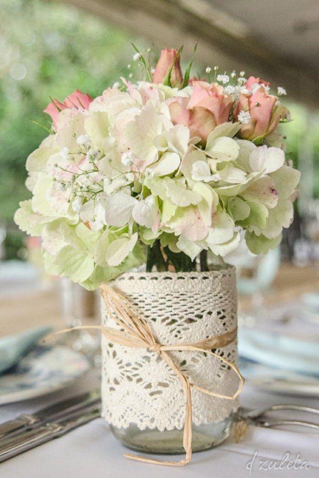 Machen Sie sich Shabby Chic: Der romantische Look für Ihr Zuhause   - Rustic Chic Wedding -