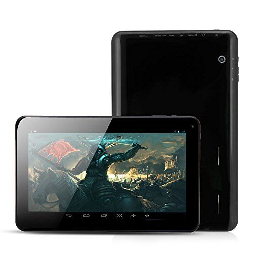 """Digital Reins Vision 10.1"""" Inch Quad Core Android 4.4 Tablet PC with Dual Cameras 1GB RAM 8GB HDD and Bluetooth"""