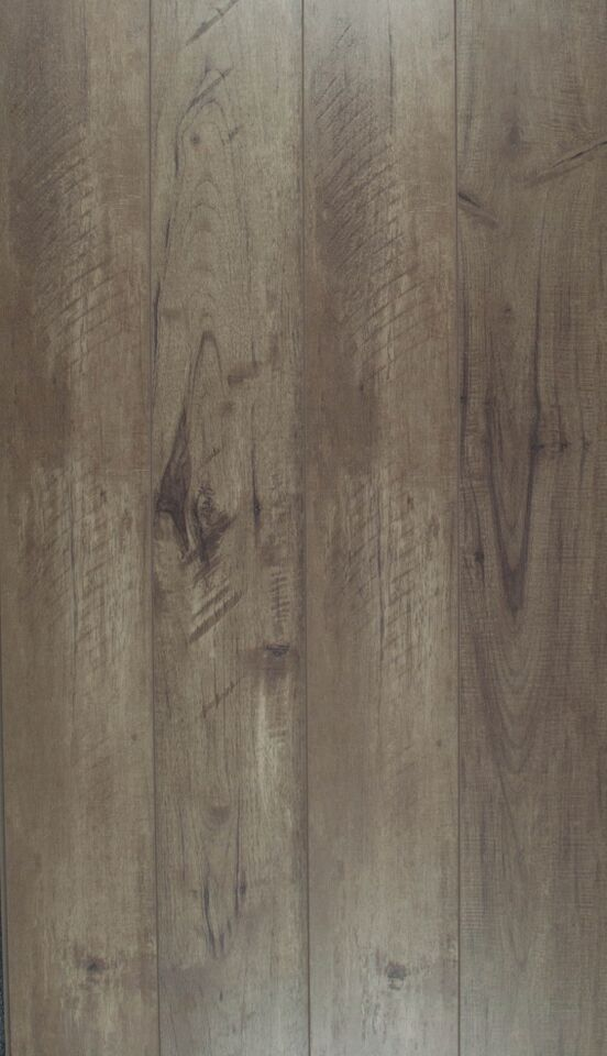 Calypso Tundra Wood Laminate Flooring with Pad Attached 65x48 inch