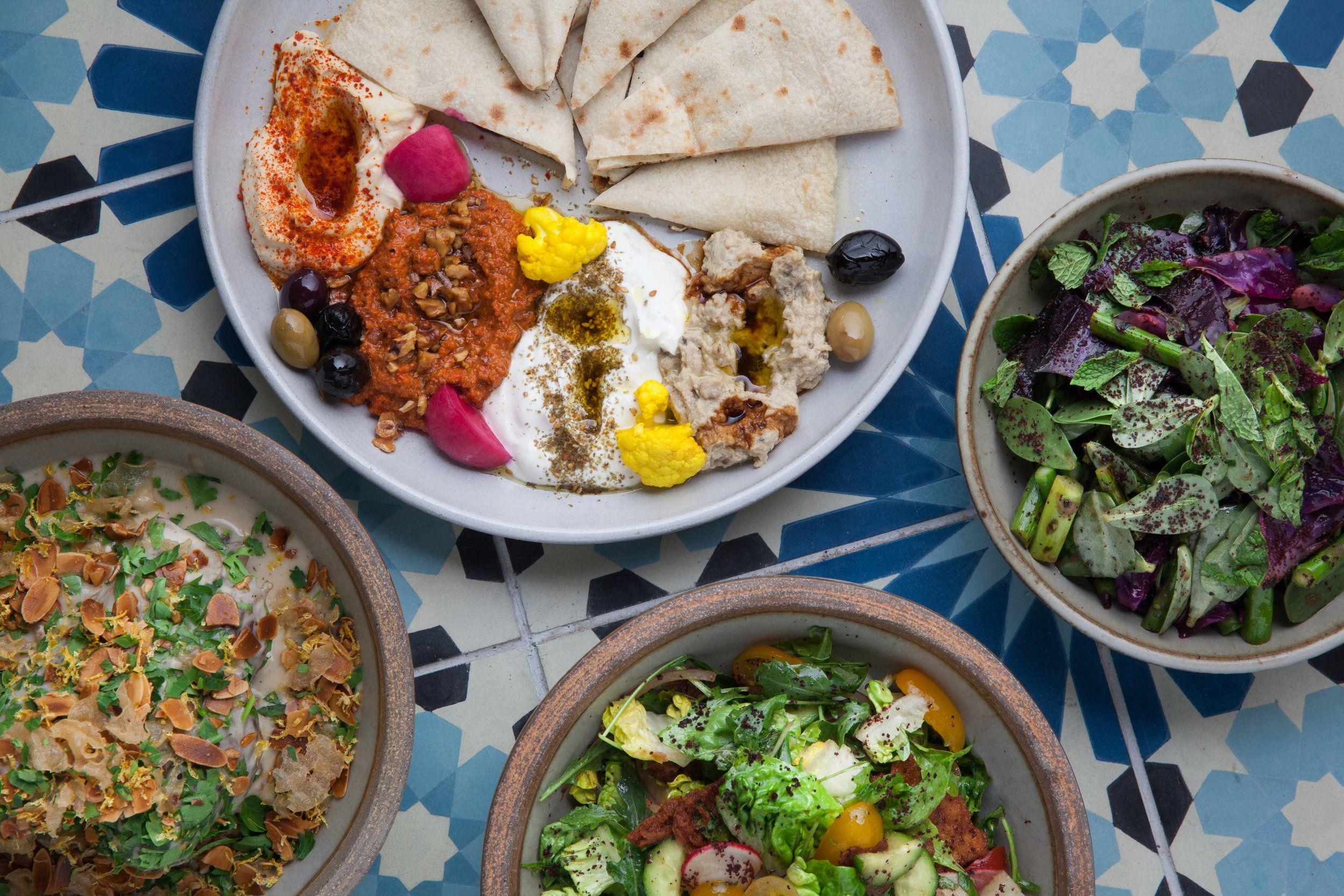 Dyafa modern arabic cuisine jack london square