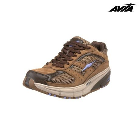 Avia Women's Lace Up Toner Walking Shoes at 51% Savings off