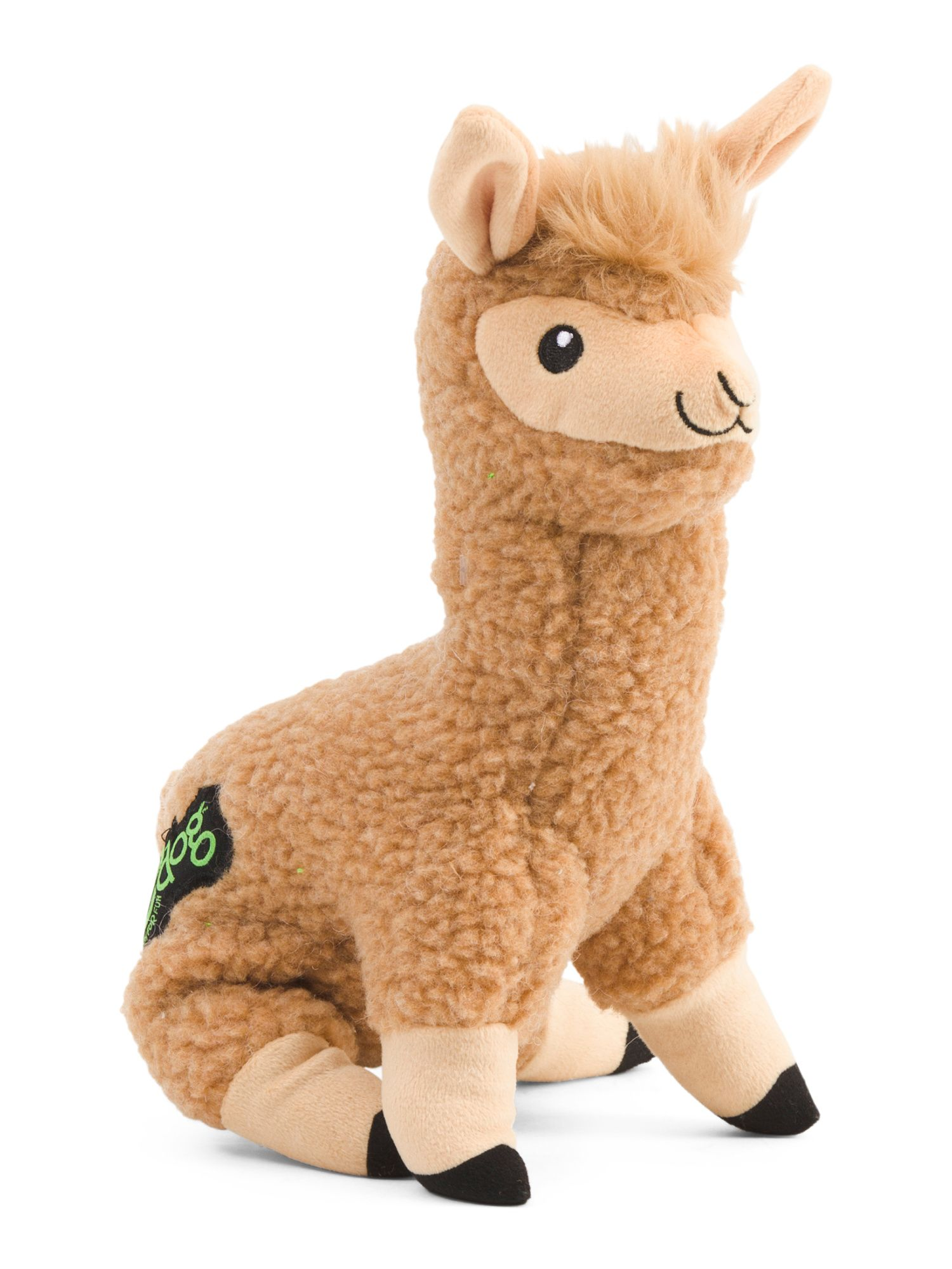 Large Llama Fleece Dog Toy New Arrivals T J Maxx Dog Toys