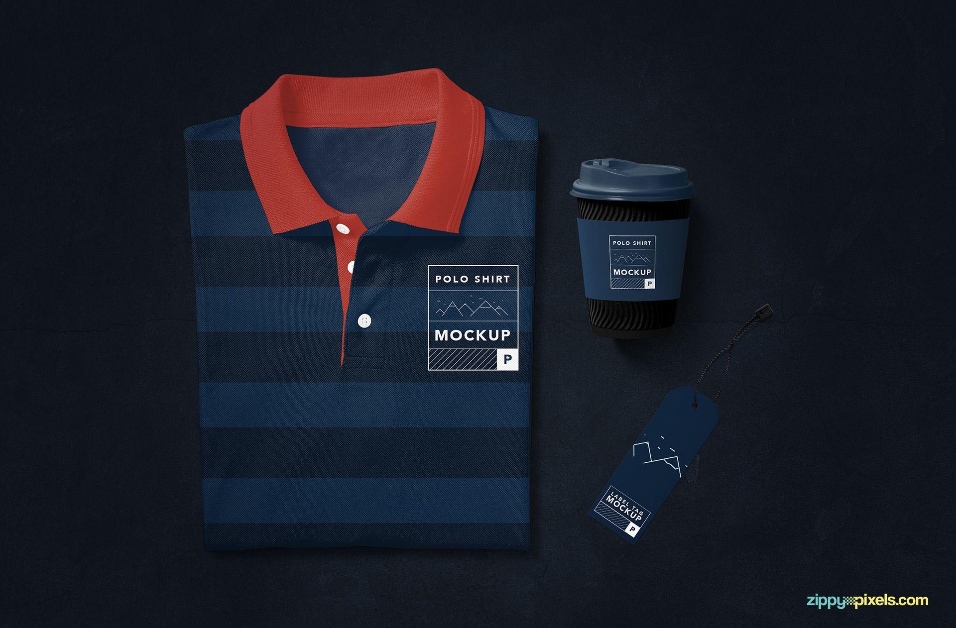 Download Free Modern Polo T Shirt Mockup Zippypixels Shirt Mockup Clothing Mockup Tshirt Mockup