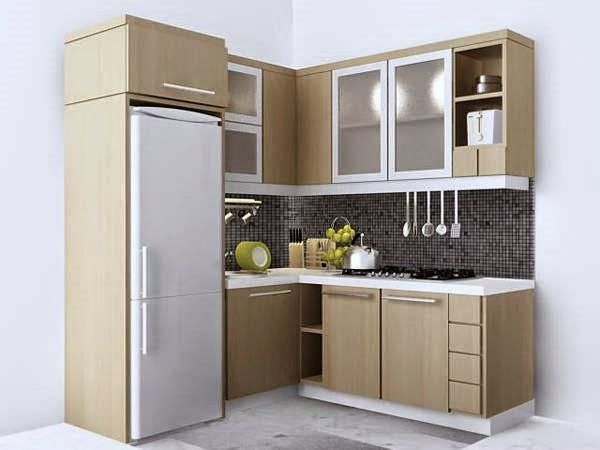 Harga & 70 Model Gambar Kitchen Set Minimalis | Furniture