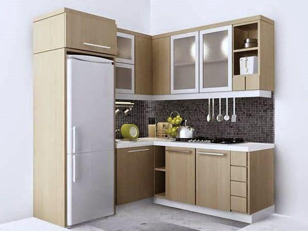 Harga70 Model Gambar Kitchen Set Minimalisfurniture