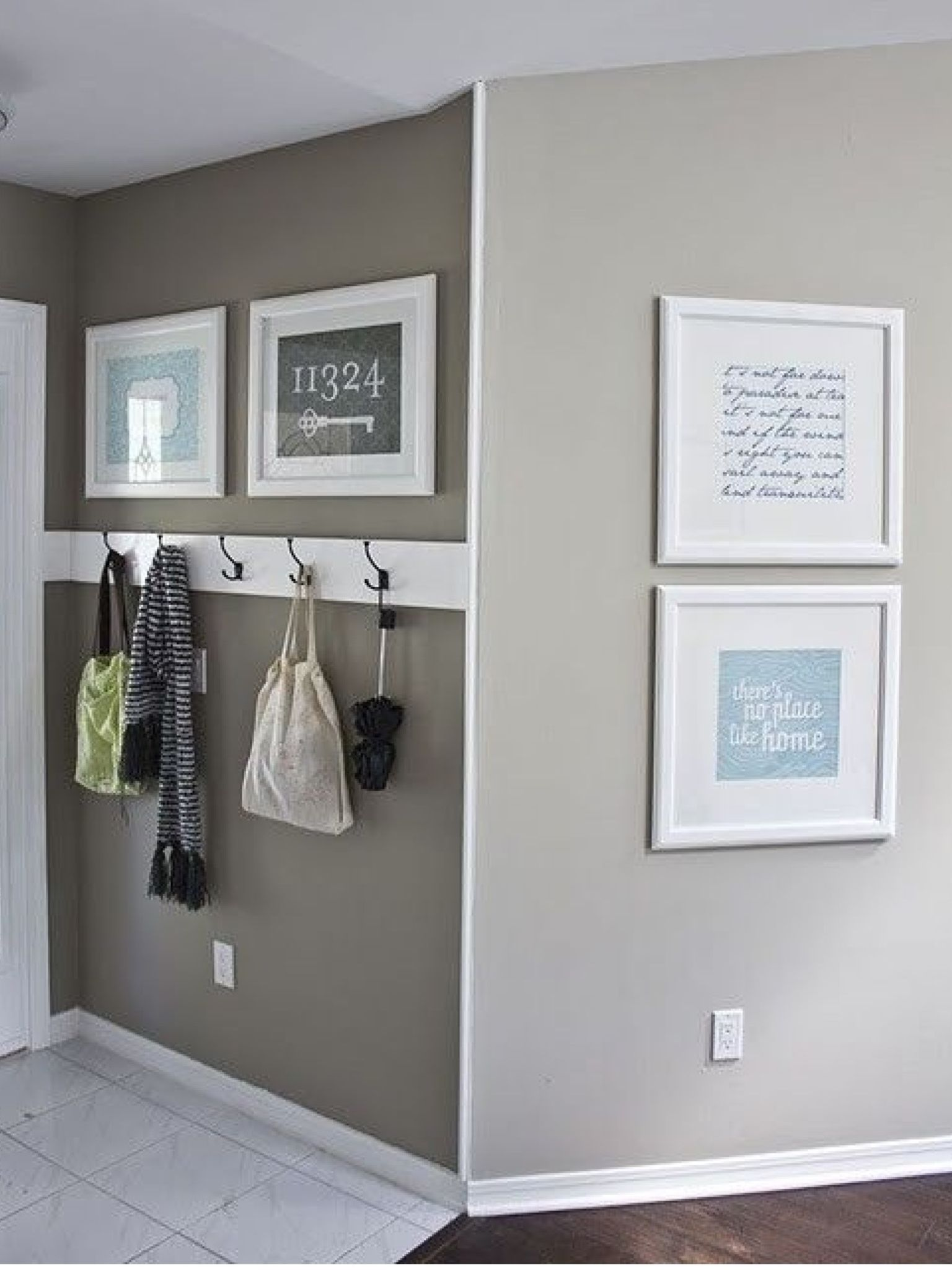 Love this paint color And cubby org Styles 242