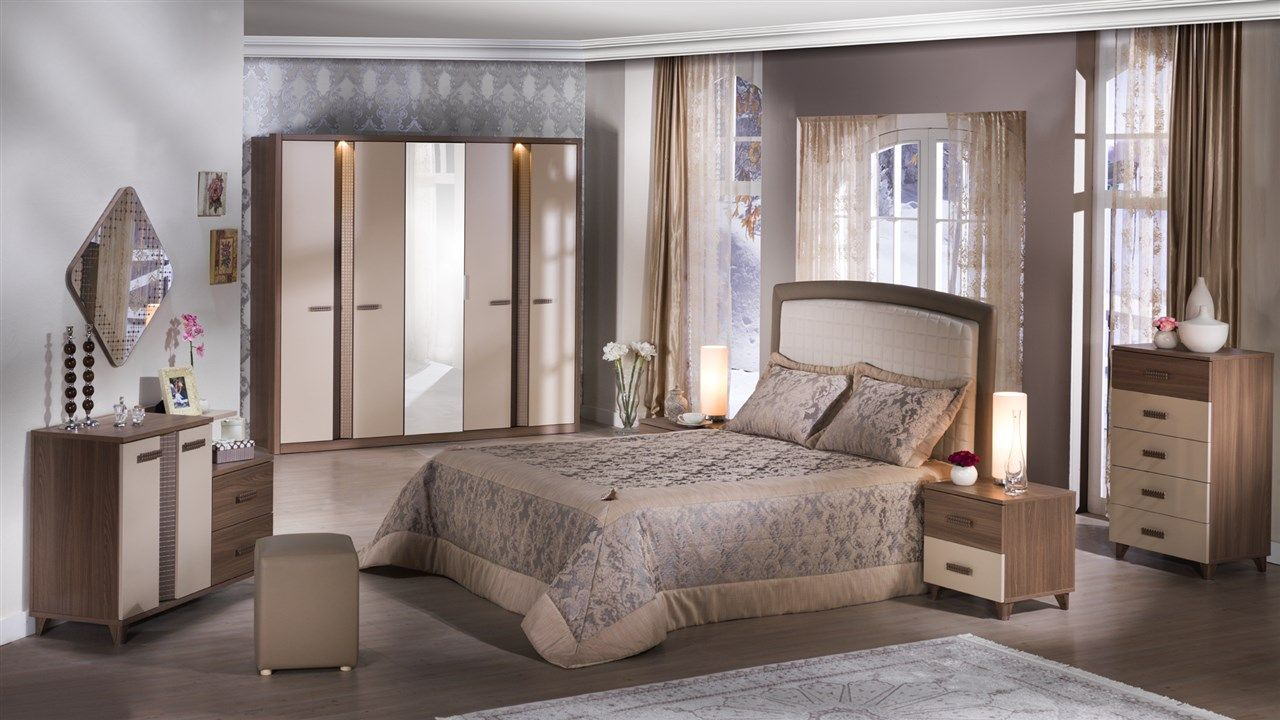 Style Bedroom Set   Bellona Furniture