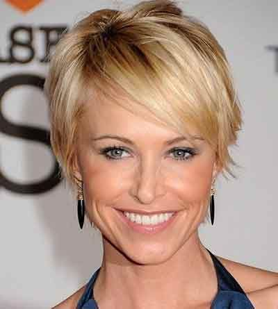 Hairstyles For Short Thin Hair Endearing Sleek Chic 40′s Bob  Asymmetrical Bobs  Pinterest  Bobs Short