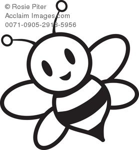 Bumble Bee Coloring Page Insect Knutselen Lijnpatronen