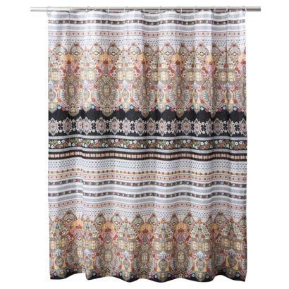 Mudhut™ Suri Shower Curtain - 72x72\