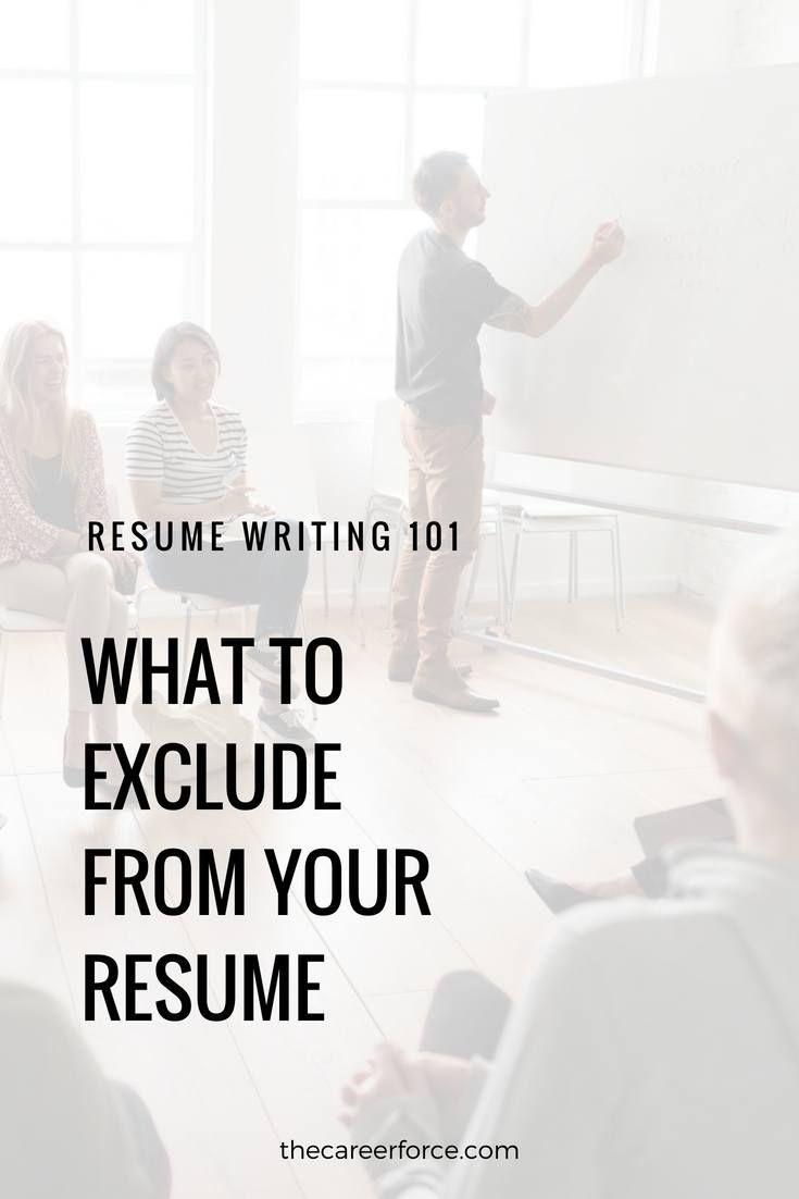 should i put my age on my resume