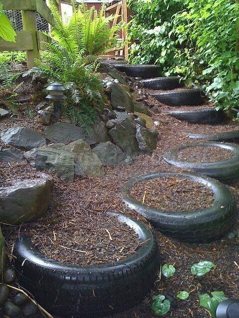 Pomyslodawcy Pl Serwis Bardziej Kreatywny Garden Stairs Outdoor Gardens Garden Steps
