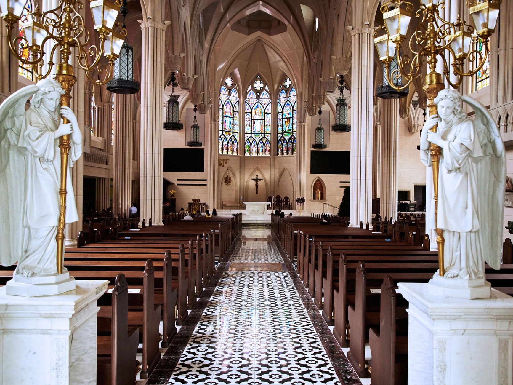 Church of St. Alphonsus or more popularly known as Novena
