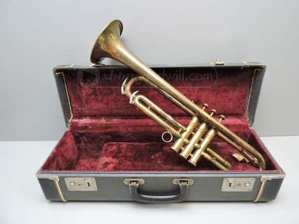 Vintage York Trumpet For Parts Or Repair Trumpet Vintage Repair