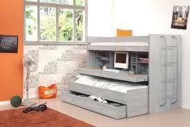 Afbeeldingsresultaat voor 2persoons halfhoogslaper inbouw мебель