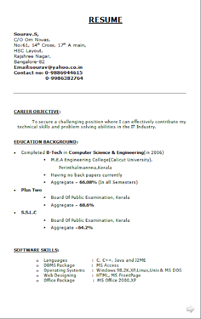 curriculum vitae privacy free download sample template excellent resume    cv format with career