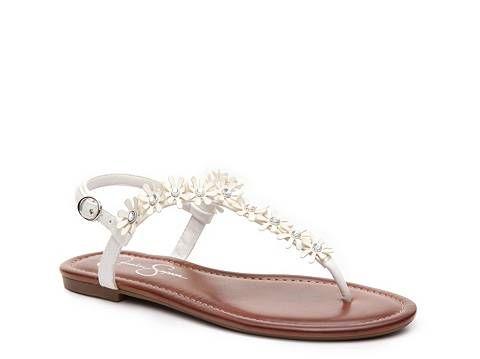 Jessica Simpson Riel Flat Sandal