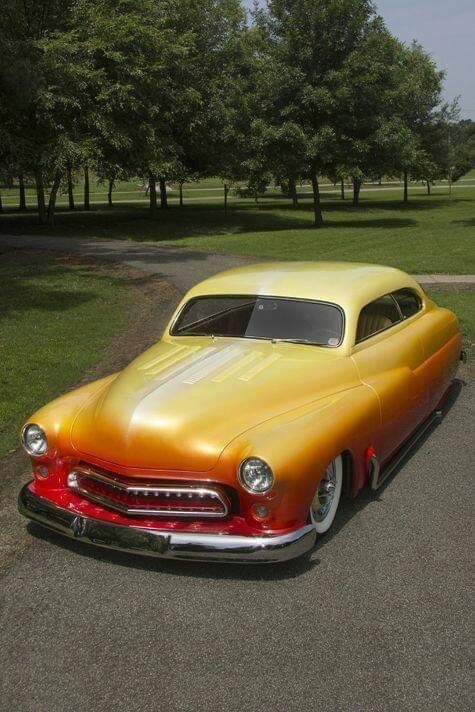 Image by Kelly King on Other stuff | Hot rods cars, Custom cars paint, Mercury cars