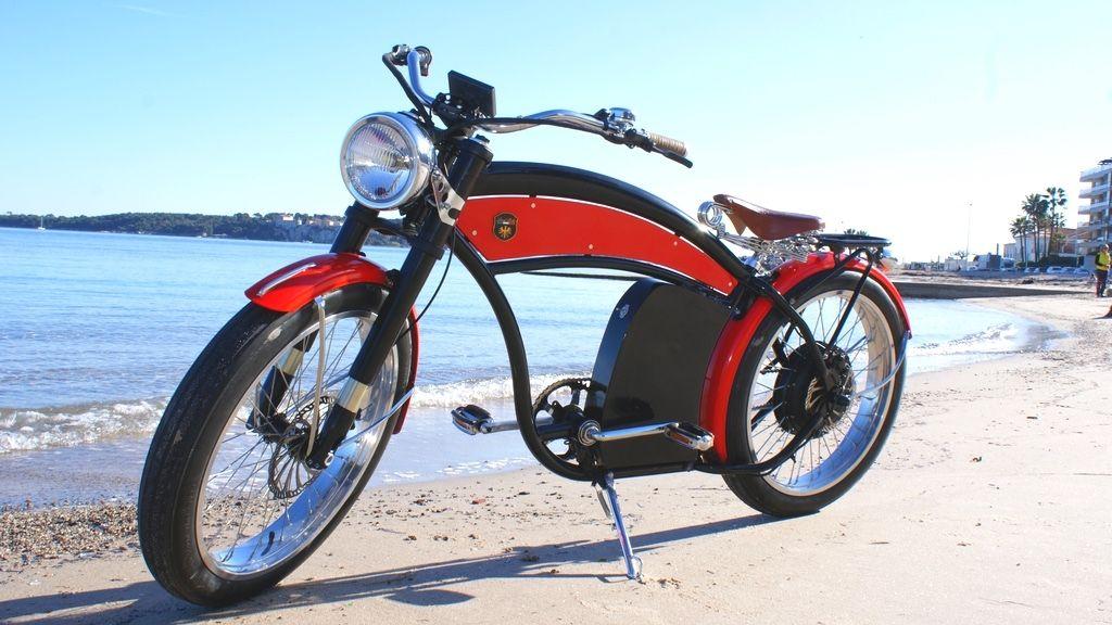 miniature de la vid o du projet lord bike vintage electric. Black Bedroom Furniture Sets. Home Design Ideas