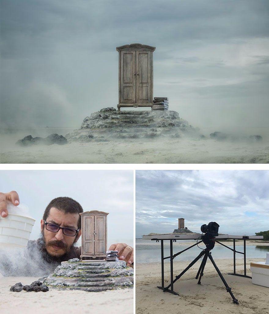 15 zdjęć ukazujących kulisy powstawania zachwycających fotografii.