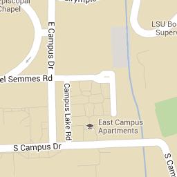 Lsu Campus Map Searchable Lsu Information Pinterest Lsu