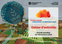 Journée mondiale de l'alimentation 2016: Cahier d'activités