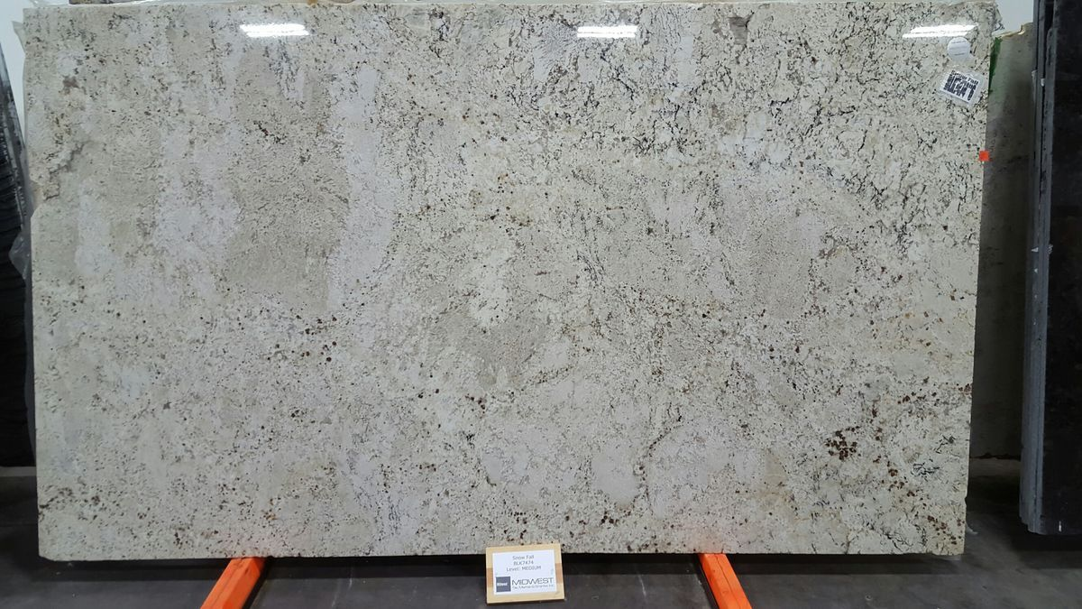 Snowfall Granite I Think This Is The Winner In 2019