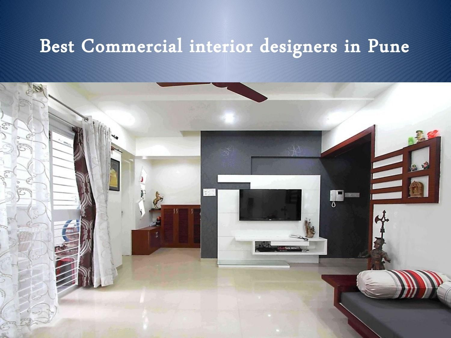 Best Commercial Interior Designers In Pune With Images