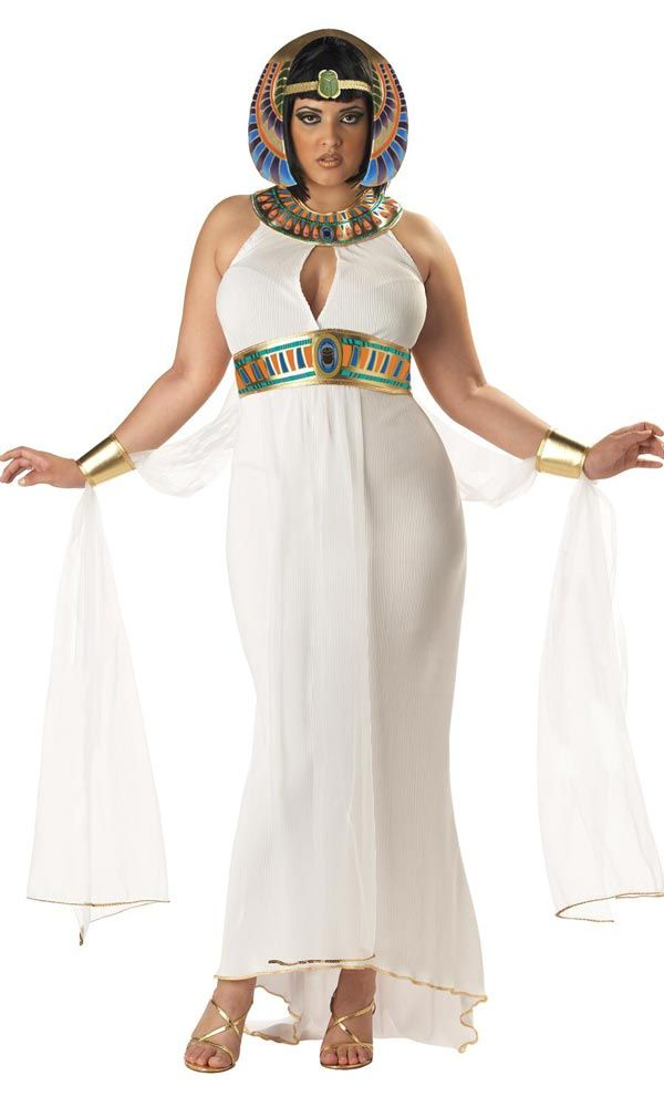 8bfbba9d415 Egyptian Queen Cleopatra - Plus Size Halloween Costumes | Halloween ...