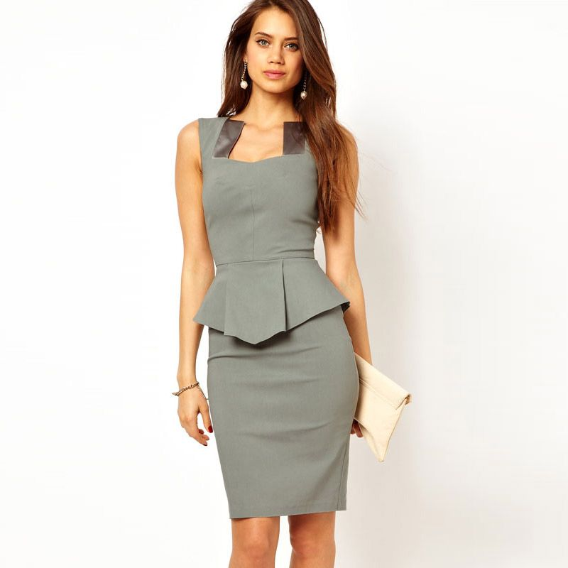 35 Best Women's Work Dresses | Work suits and Professional attire