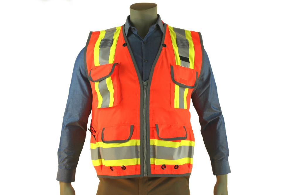 orange vest - Google Search | Orange vests, Fashion ...