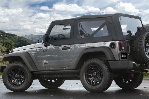 11 Mejores Crossover Y Suv Para El Ano 2015 Pagina 2 De 11 Jeep Wrangler 2015 Jeep Wrangler Jeep
