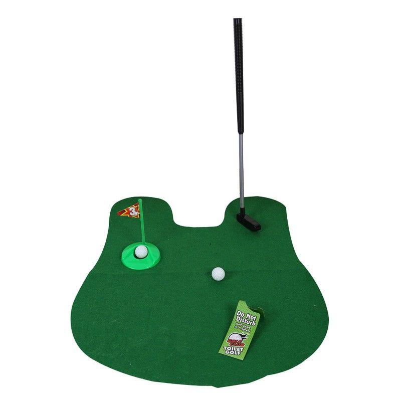 Mini Golf Pour Toilette Vous Ne Savez Pas Quoi Faire Au Toilette