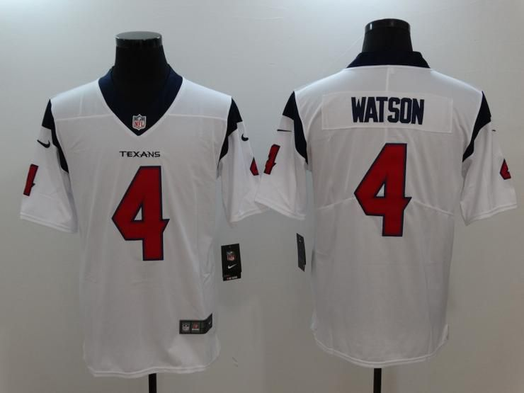 on sale b5047 4a793 Men 04 Deshaun Watson Jersey Football Houston Texans Jersey ...
