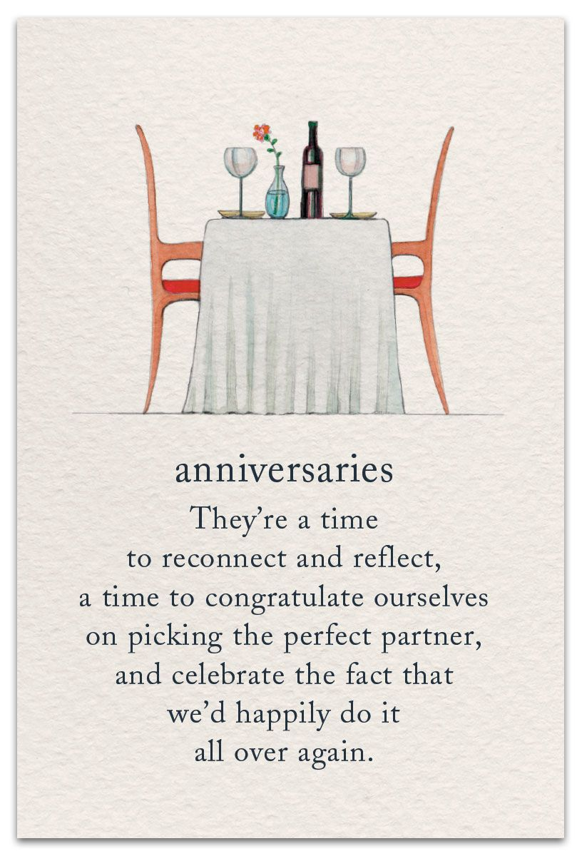 Anniversaries Life Quotes Card Sayings Meaning Of Life