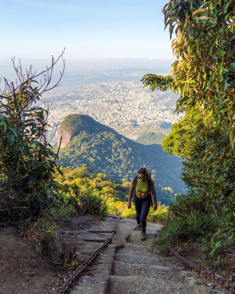 Pico Da Tijuca Parque Nacional Da Tijuca Rj Com Imagens