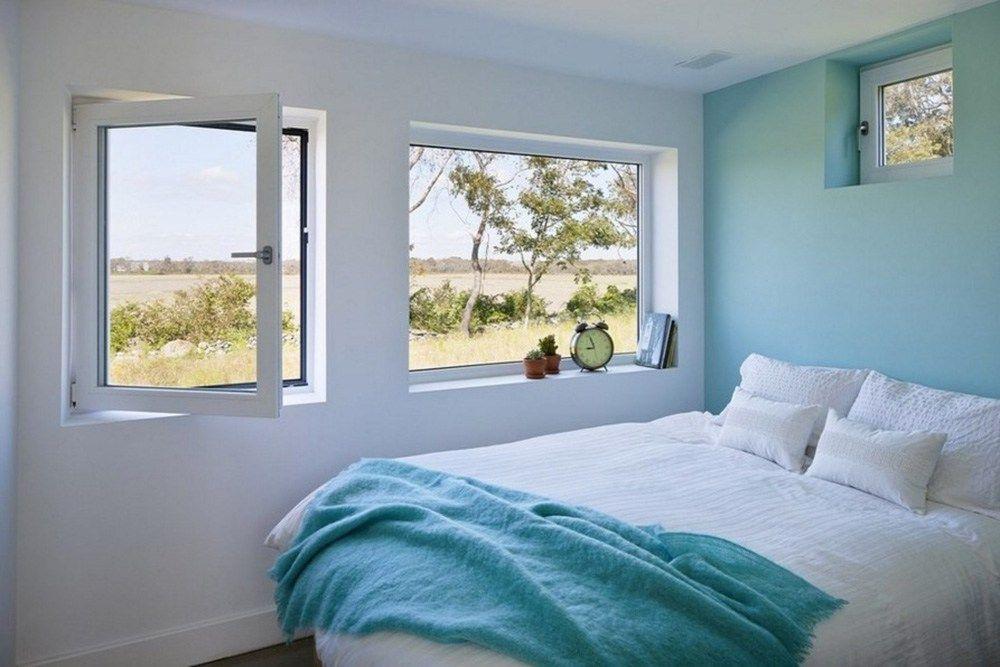 5 simple modern interior window trim details
