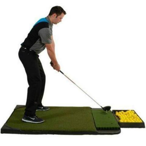 Fiberbuilt Performance Turf Golf Mat Rain Or Shine Golf Golf Mats Mats Golf