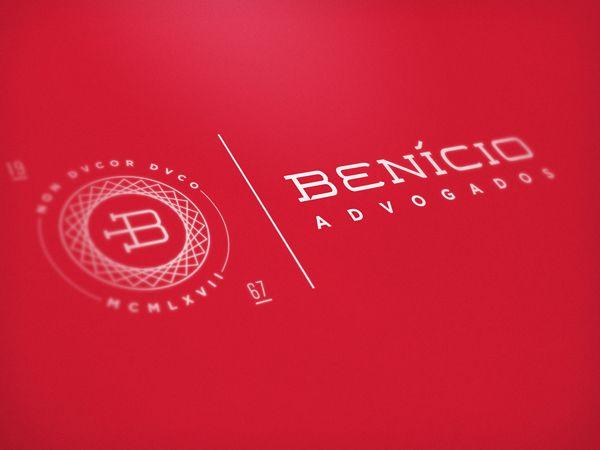 Benício Lawyers by Adilson Porto Jr., via Behance
